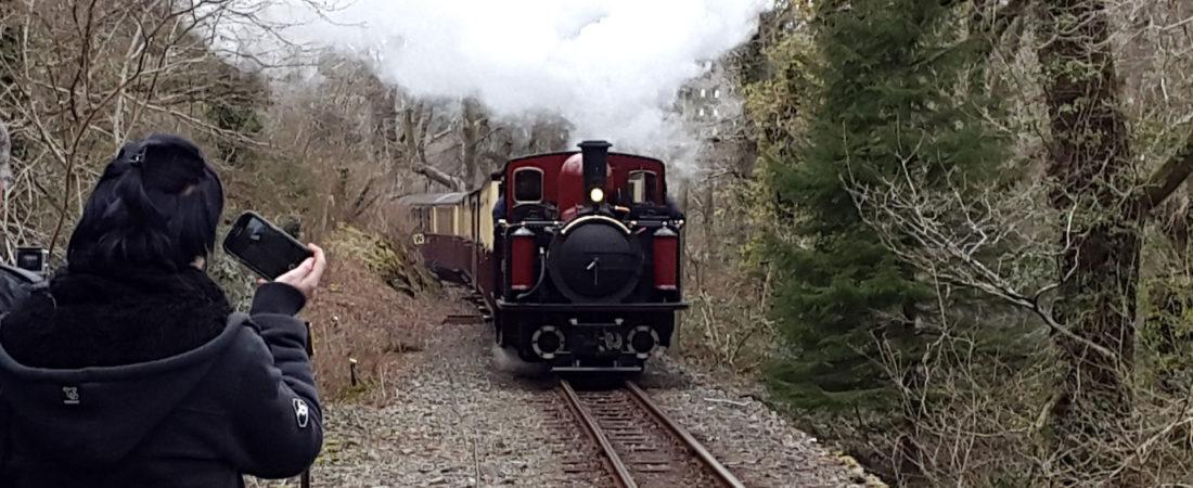 steam railways near tudor lodge porthmadog