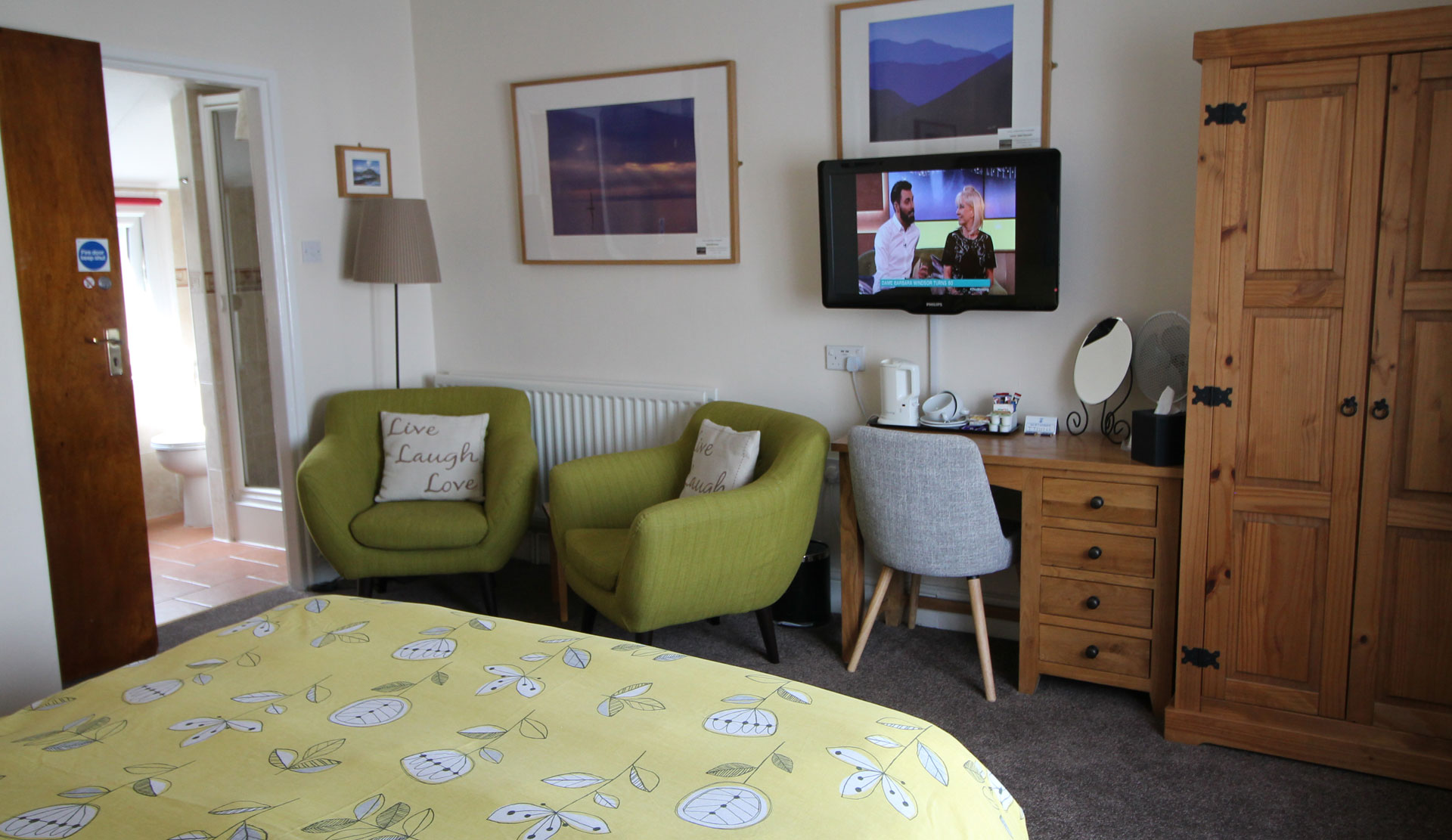 hotel rooms in Porthmadog double