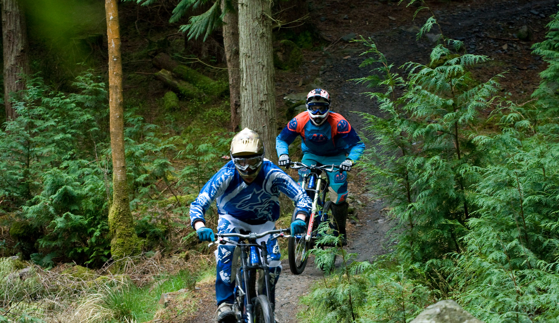 Tudor Lodge Porthmadog is the perfect base activities such as mountain biking and cycling