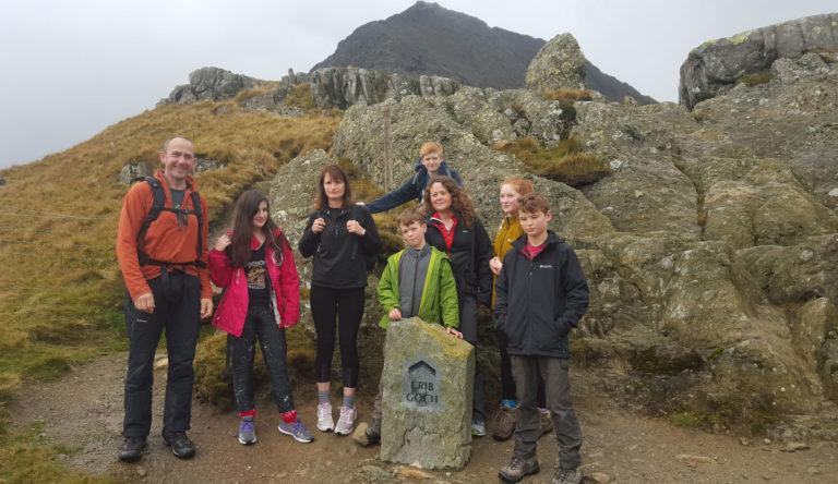 tudor lodge porthmadog is a perfect base for climbing Snowdon