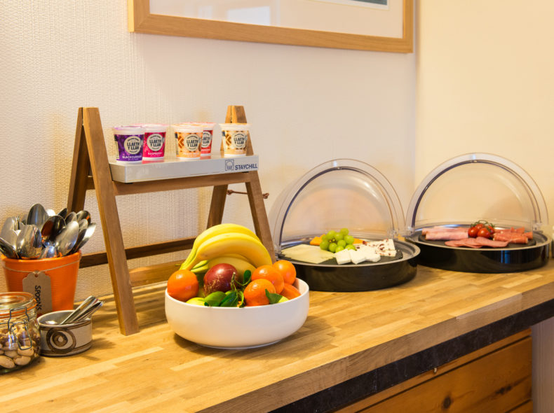 Breakfast at Tudor Lodge - Bed and Breakfast - B&B - Porthmadog - Scandinavian breakfast - continental - full English