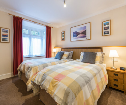 Tudor Lodge - Snowdonia - Snowdon - Porthmadog - Wales - Bed and Breakfast - B&B