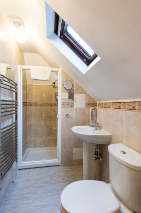 En Suite bedrooms - Holiday Cottage - Porthmadog